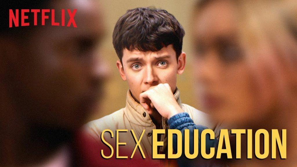 Co warto obejrzeć na netflix - Sex education