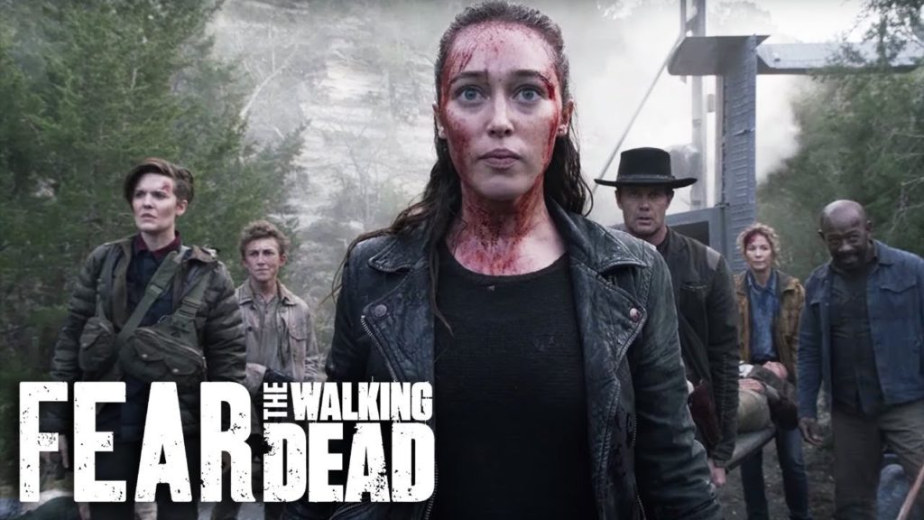 Najlepsze seriale - Fear The Walking Dead