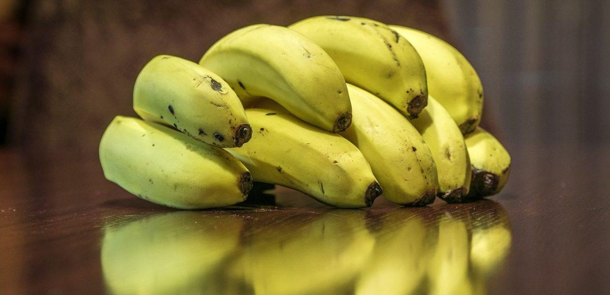 banan przed czy po treningu
