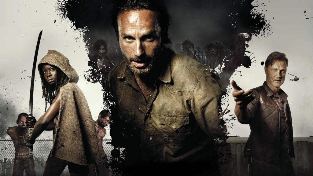 Co warto obejrzeć na netflix - The Walking Dead