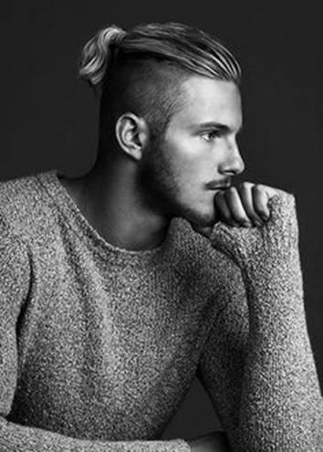 Ciekawe fryzury męskie