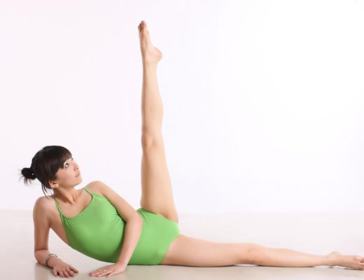 jak schudnąć z nóg