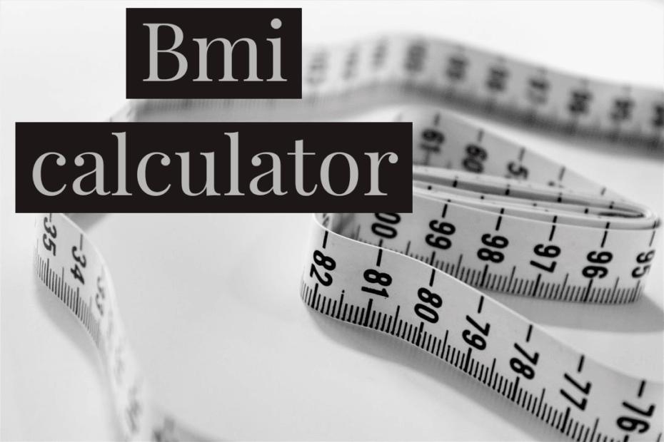 Kalkulator przemiany materii i zapotrzebowania kalorycznego