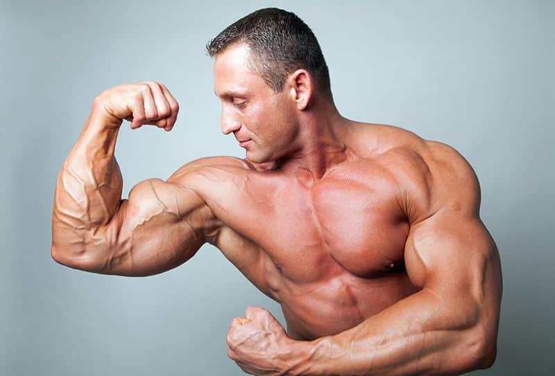 Jak szybko osiągnąć 40 cm w bicepsie? 4 kroki warte 1000zł