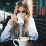 Kawa  z masłem i olejem kokosowym przed treningiem (świetne!)
