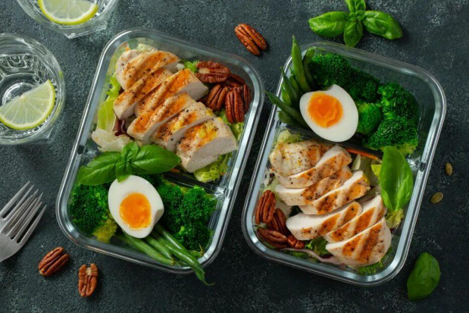 Tania dieta 2500 kcal: prosty jadłospis na tydzień dla mężczyzn