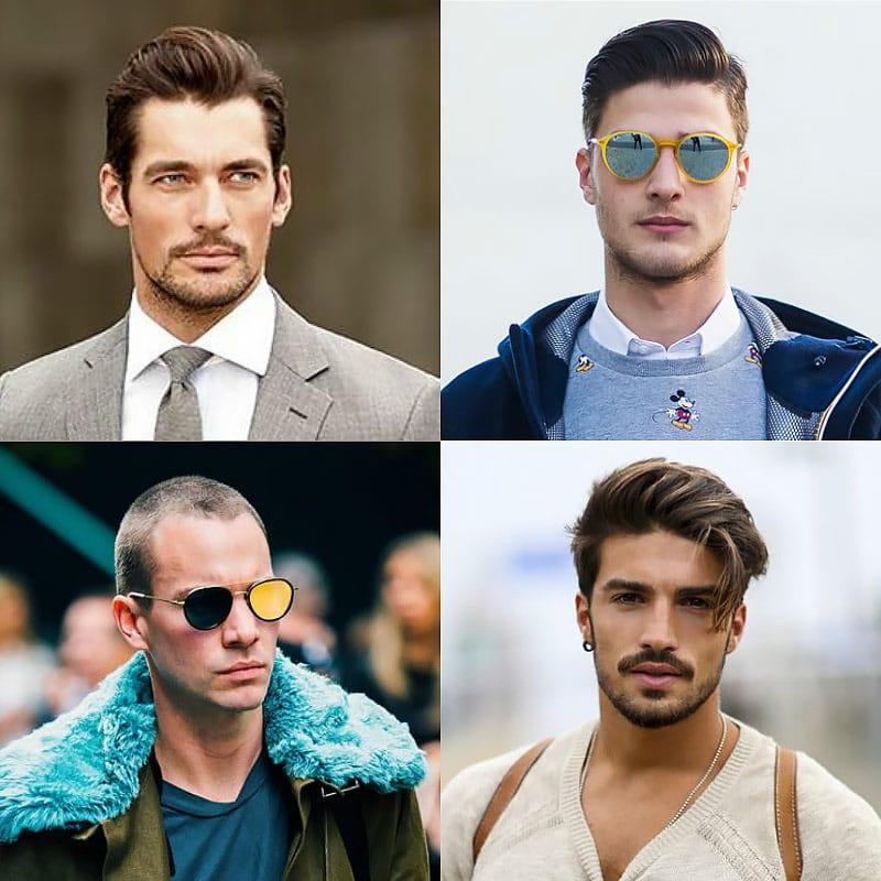 Jak dobrać fryzurę i okulary dla owalnej twarzy?
