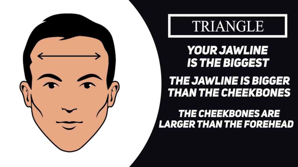 Jak określić, jaki mam kształt twarzy? (profesjonalnie)