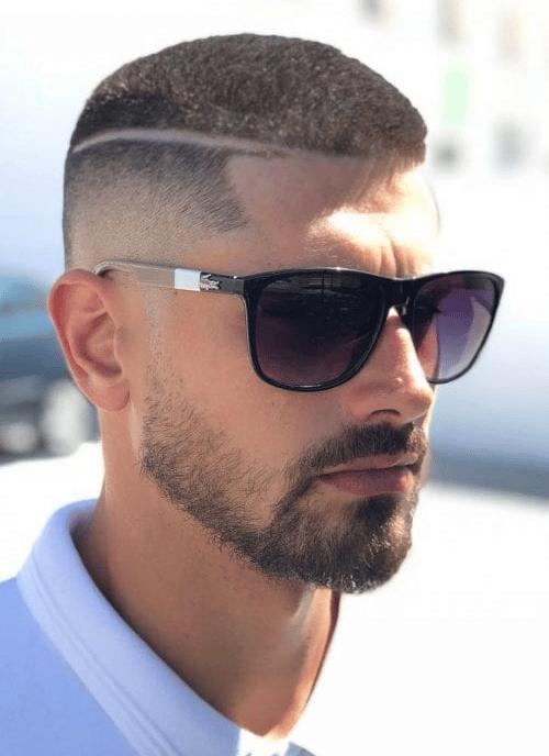 20 Modnych propozycji na krótkie fryzury męskie (+wojskowe)