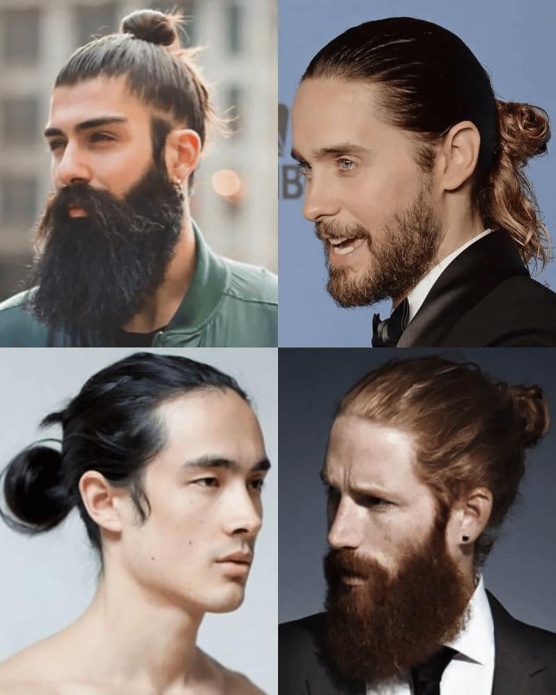 TOP 15 Modne fryzury męskie. Długie włosy pod lupą (poradnik)